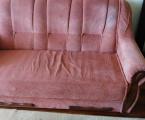 Диван та розкладне крісло