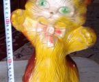 Статуетка копілка кішка