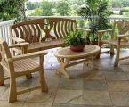Виготовлення меблів для саду