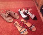 Взуття жіноче літнє
