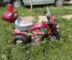 Мотоцикл на акумуляторі