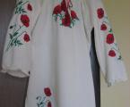 Плаття вишите